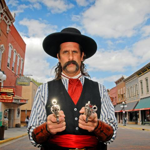 The Wild Bill Hickok You Thought You Knew
